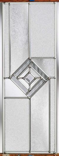 Decorative Door Glass - Welsh Doors, Barry, South Wales